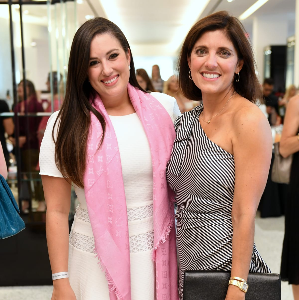 Houston, Women of Wardrobe Summer Soiree, August 2017, Brittany Rose, Stacey Lindseth