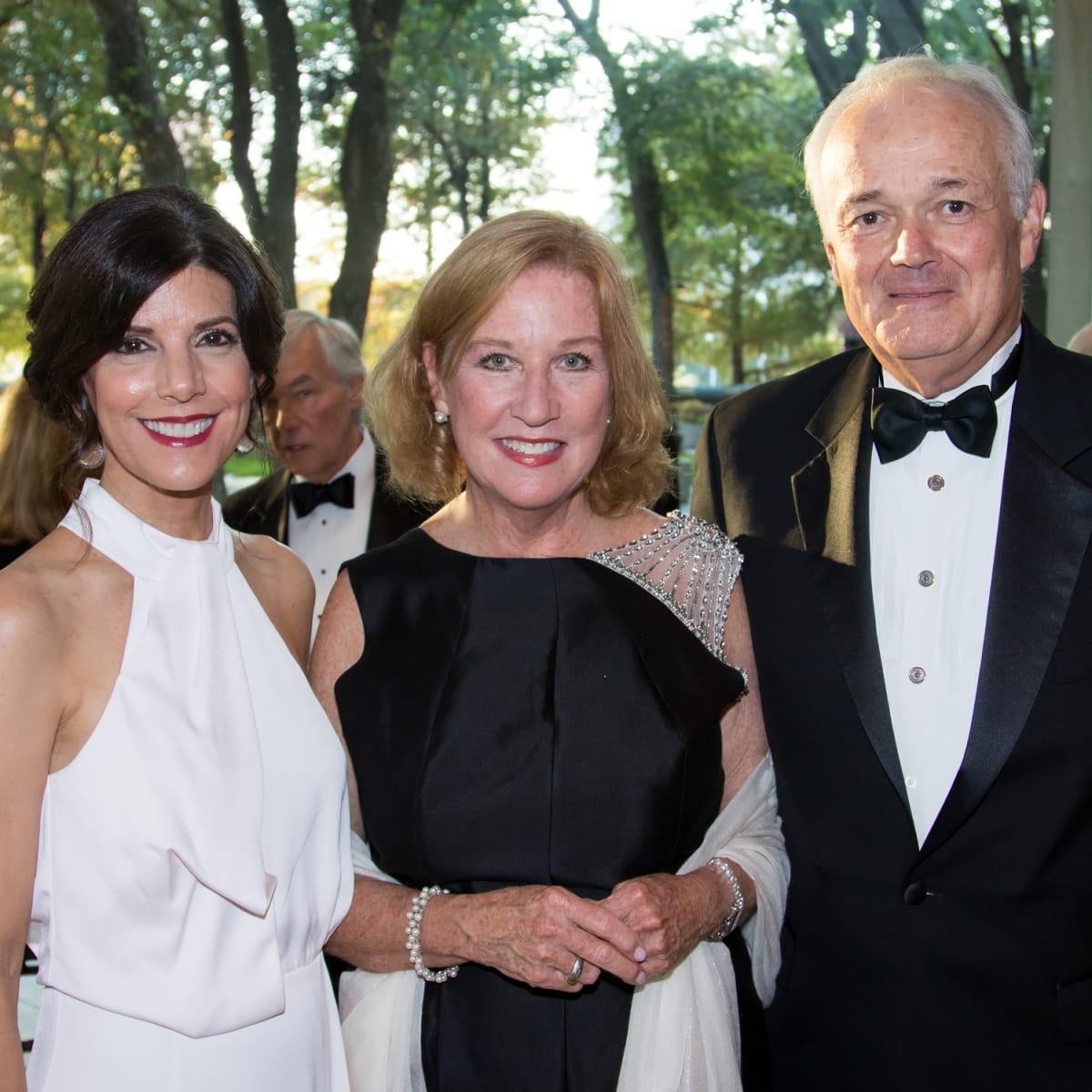 Lynn Mock, Susan Geyer, Mark Geyer