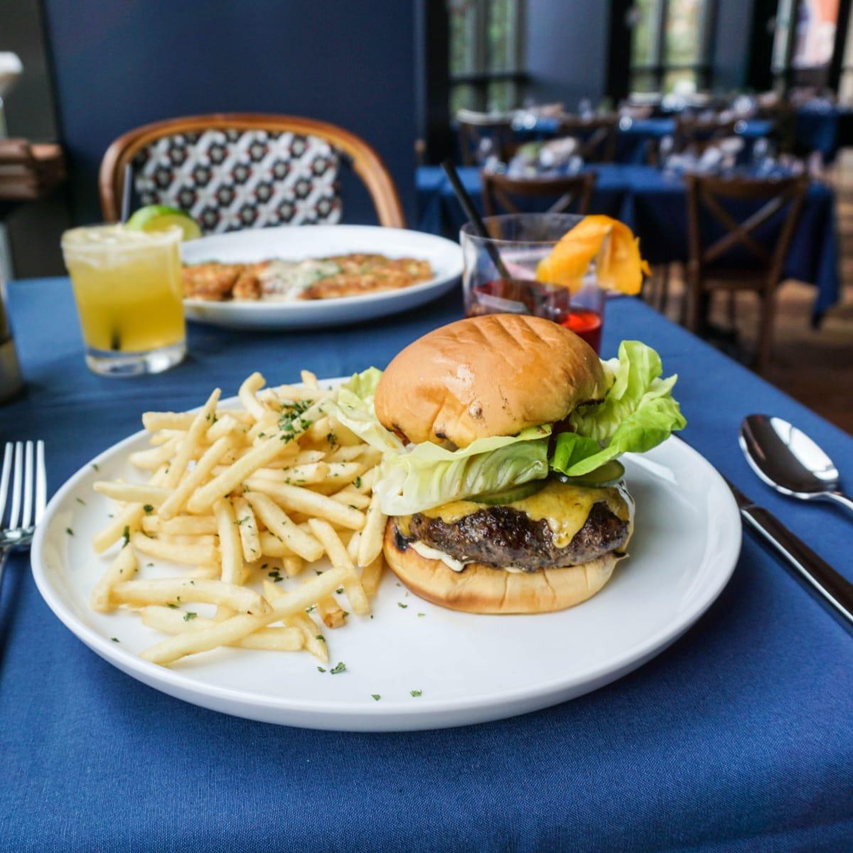 Range SA burger