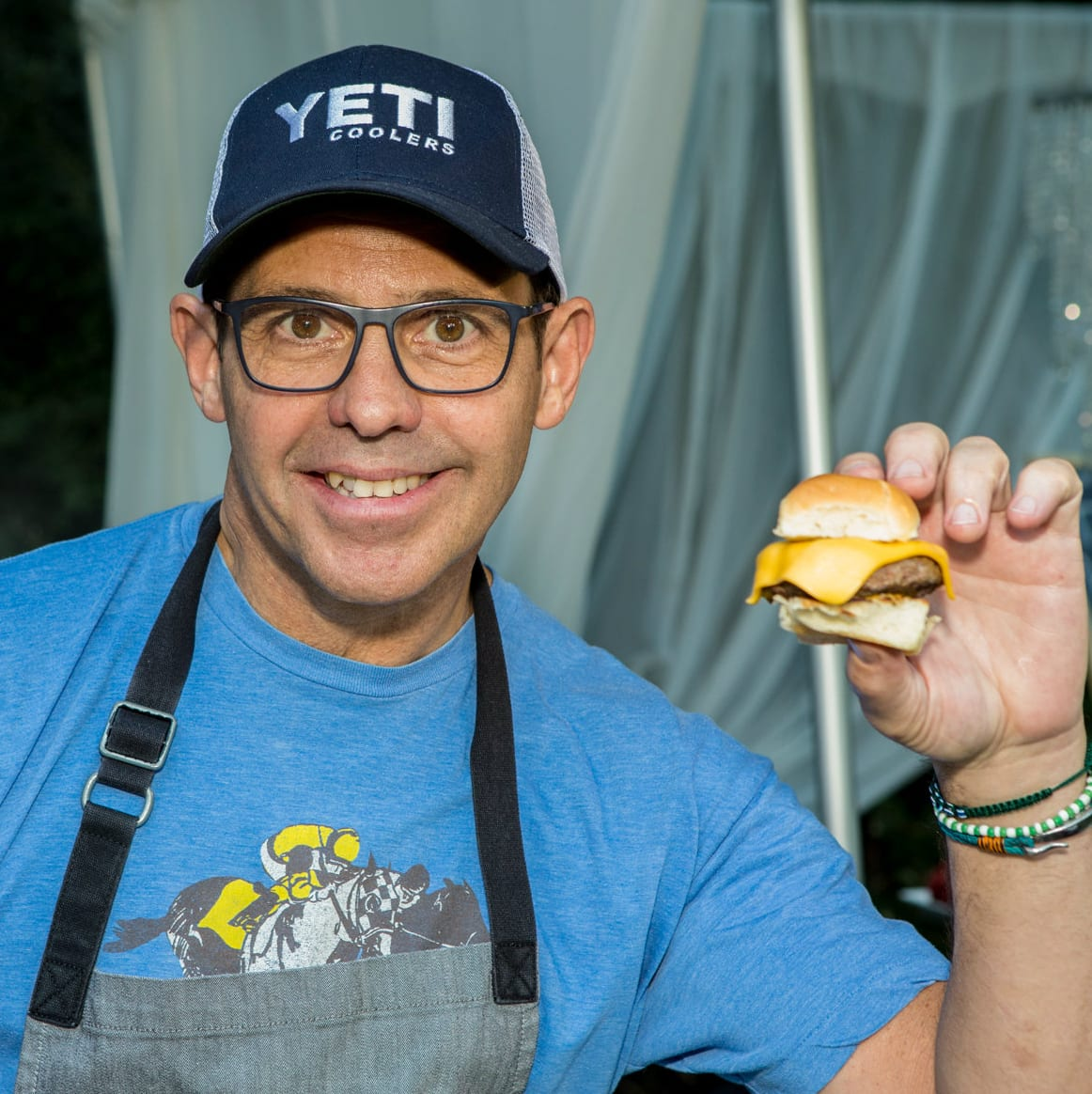 Chef John Tesar, Knife