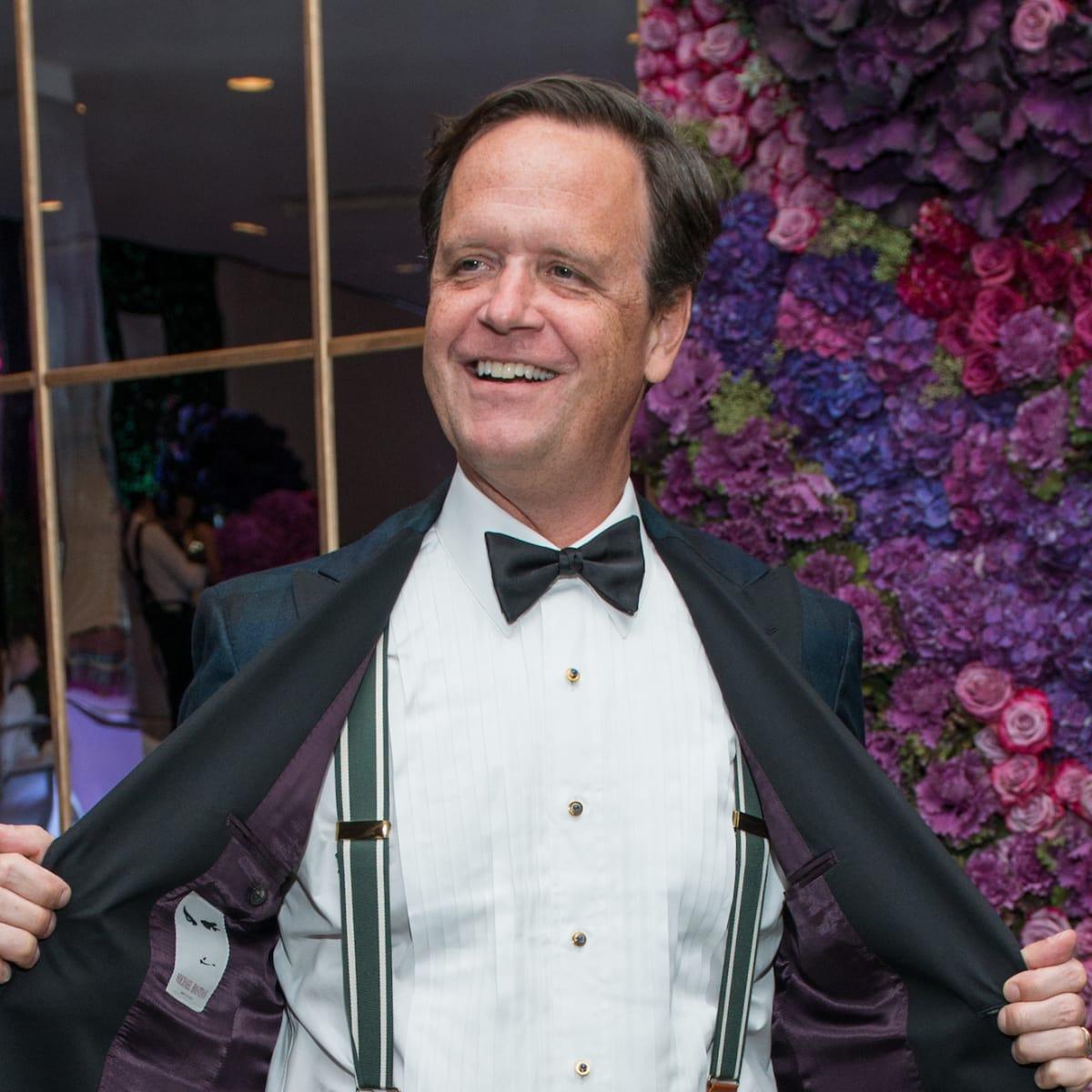 Christopher Gardner at MFAH Grand Gala Ball