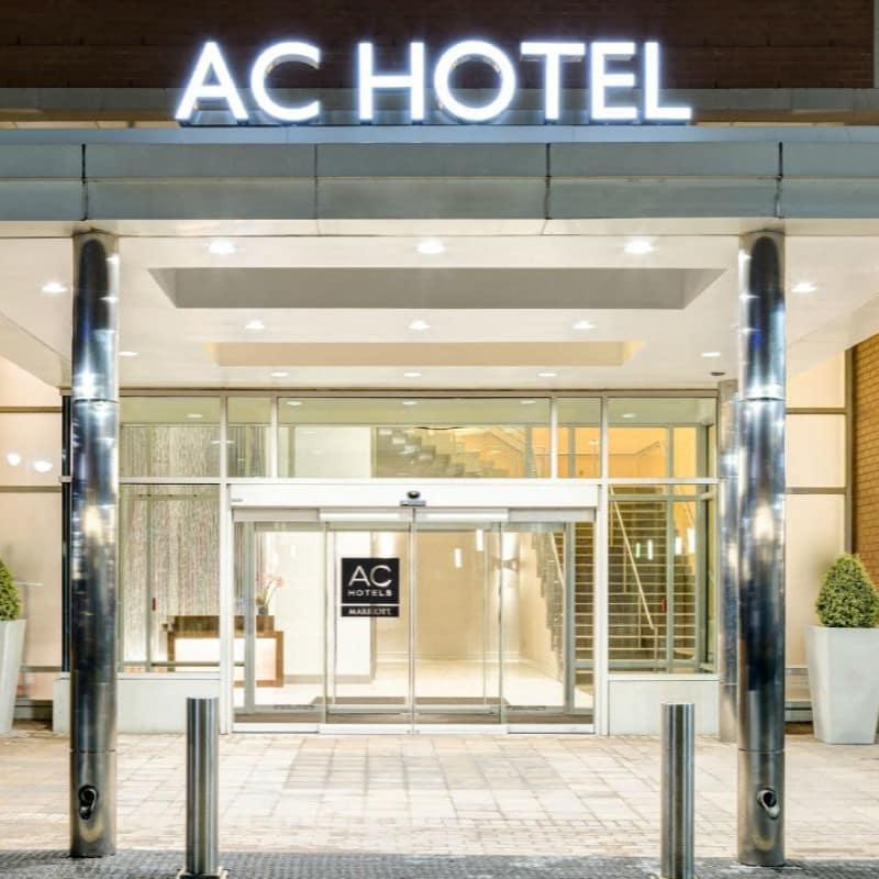 Mercantile building hotel