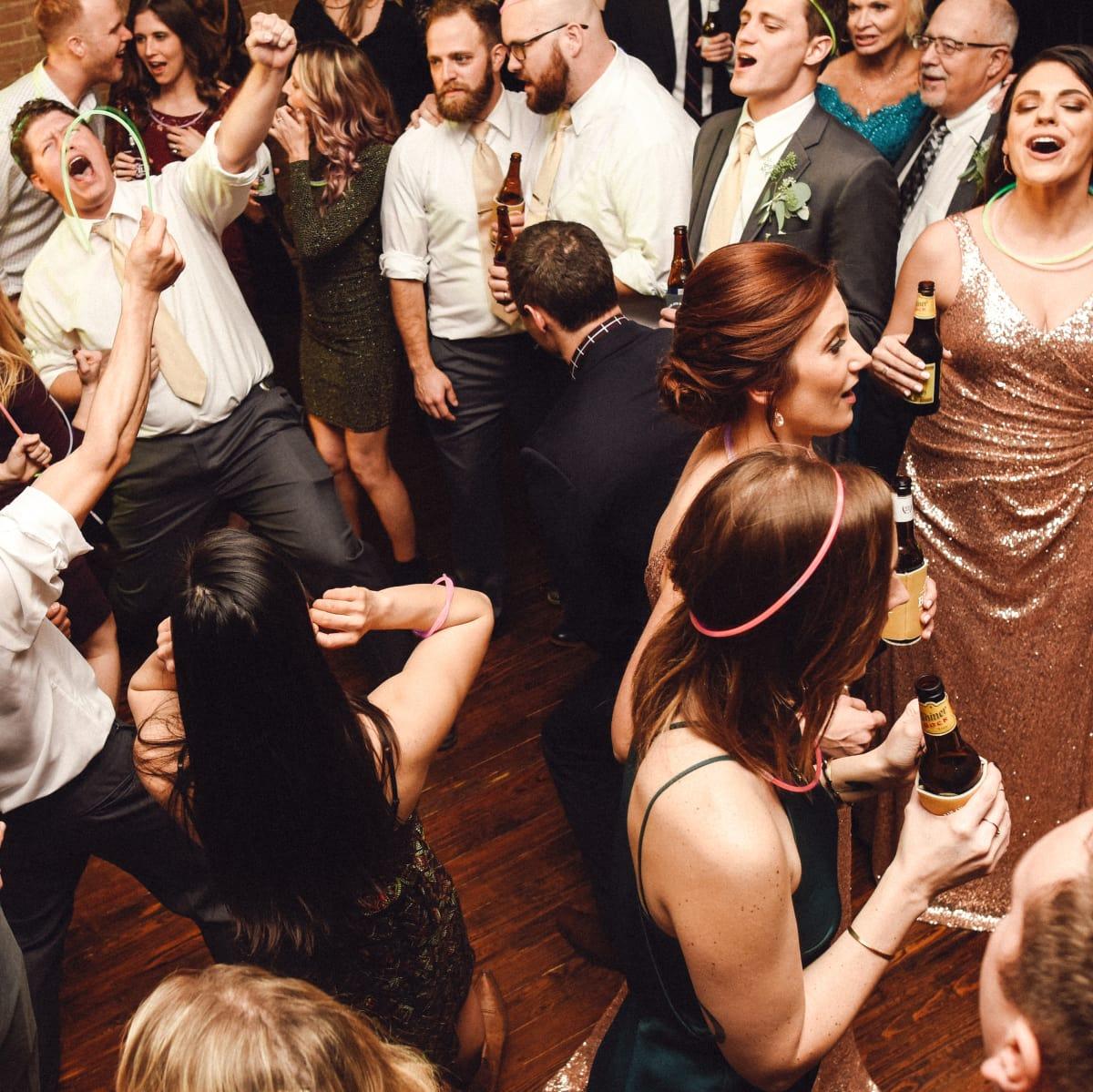 Beville Wedding, Dancing