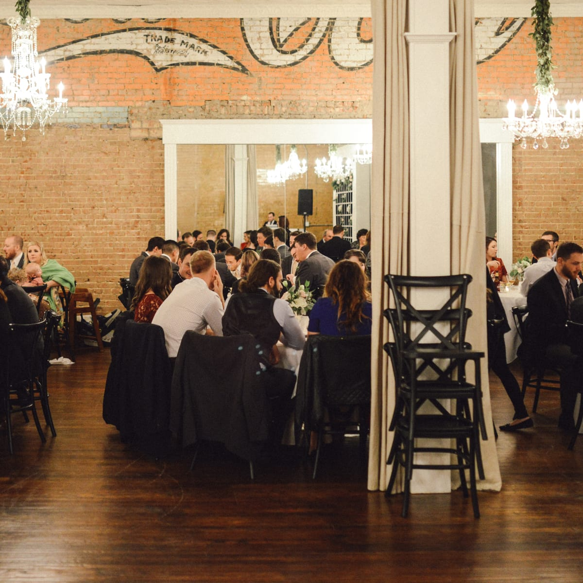Beville wedding, venue