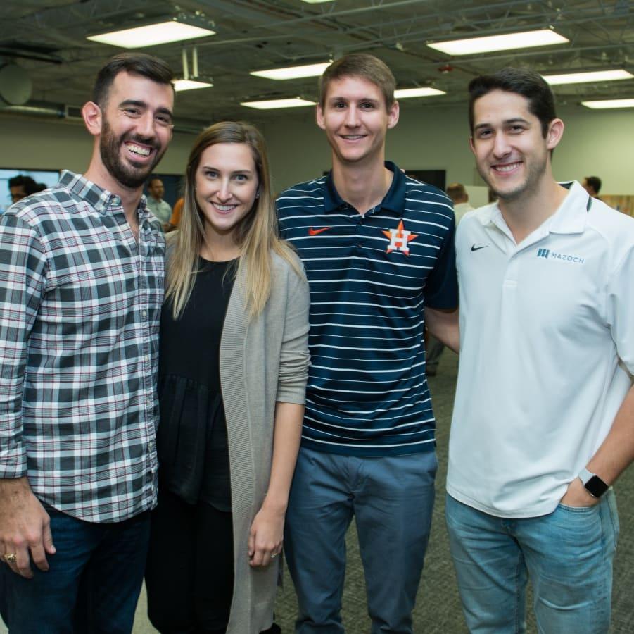 Houston, Founders Fest, November 2017, Nick Balser, Shannon Colborne, Thomas Phinney, Steven Frazee