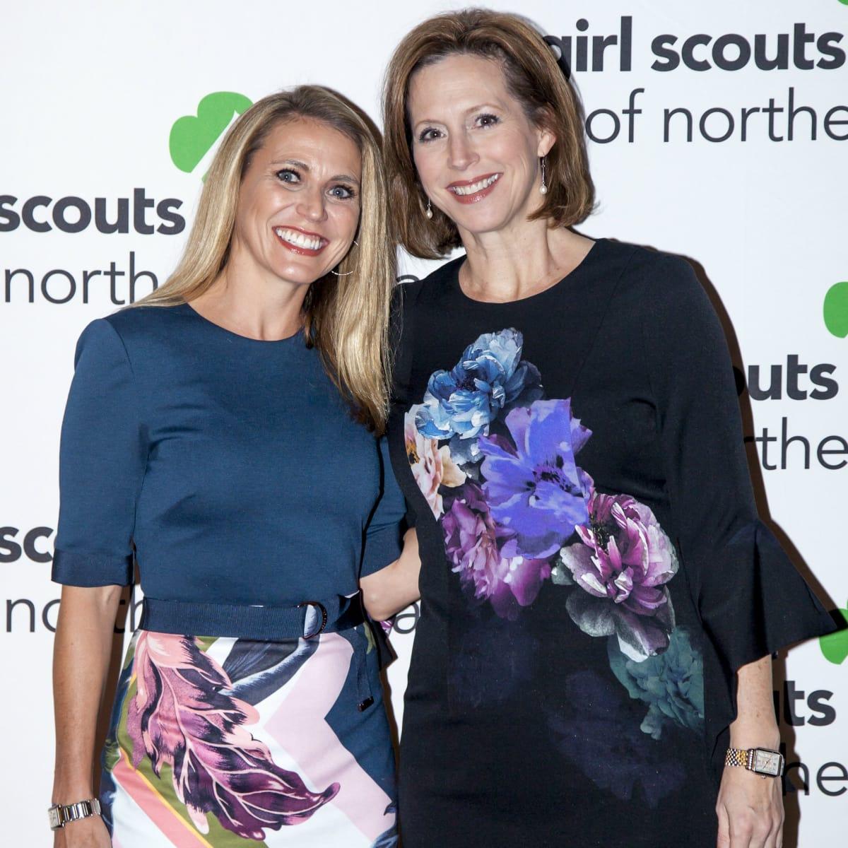 Susan Glassmoyer, Laura Downing