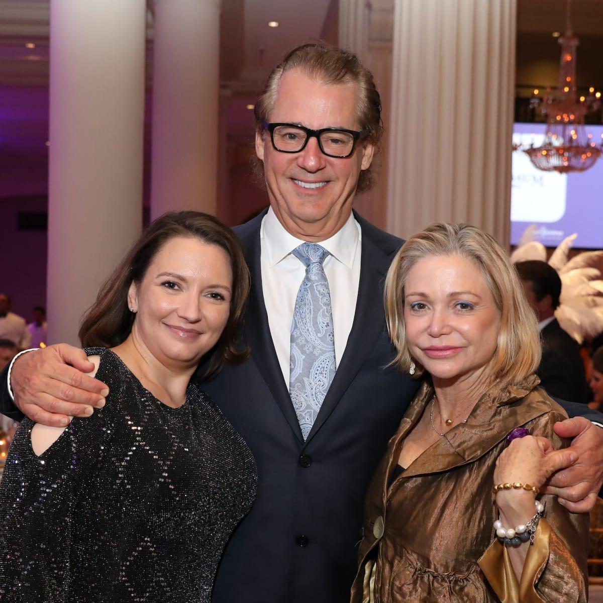 Houston, March of Dimes Signature Chefs, November 2017, Darcie Wells, Robert Del Grande, Mimi Del Grande