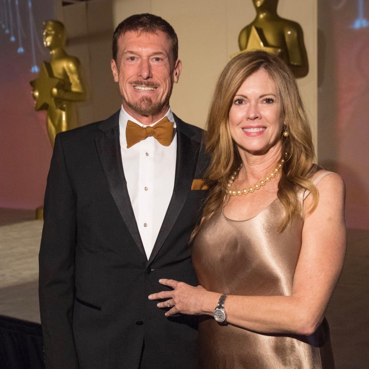 Gloria and Frank Meszaros/CAP Gala