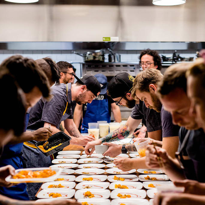 Houston, Indie Chefs Week, January 2018