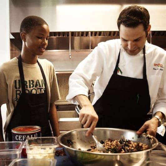 Austin Photo Set: News_Caitlin_urban roots luncheon_june 2012_1