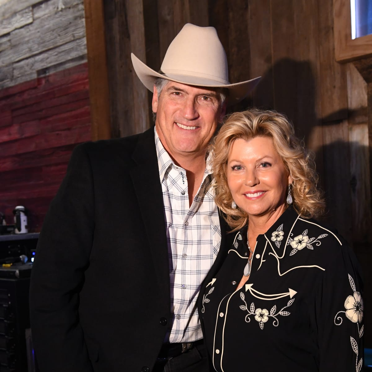 Houston, Kick Up Your Boots for Kids event, February 2018, Mike Plank, Susan Plank