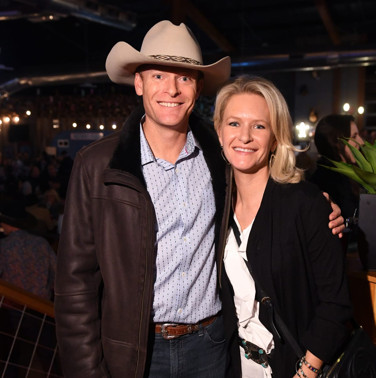 Houston, Kick Up Your Boots for Kids event, February 2018, Emerson Hankamer, Gabrielle Welch