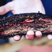 Stiles Switch BBQ & Brew barbecue rib