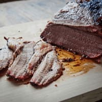 The Salt Lick BBQ barbecue brisket