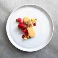 Eberly restaurant Austin PBJ dessert