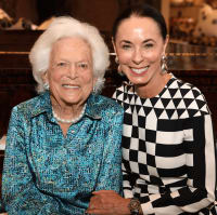 Houston, Barbara Bush Literacy Foundation Guild Tea, Nov. 2016, Sue Smith, Barbara Bush