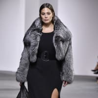 Michael Kors Collection fall 2017 look 5