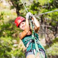 Cypress Valley Canopy Tour zipline ziplining Spicewood
