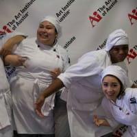 Art Institute of Austin culinary team