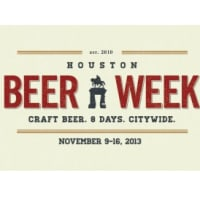 Houston Beer Week 2013