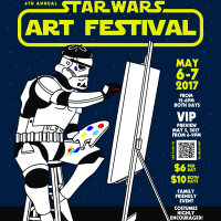 War'Hous presents 6th Annual Star Wars Art Festival