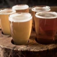 Craft Pride Beer Flight