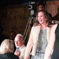 Diane Lane at Lonesome Dove Reunion