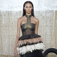 Sophie Theallet spring 2016 collection Look 7