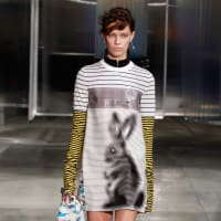 Prada men's ready to wear spring 2016 women's look