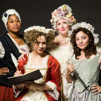 Shrewd Productions presents <i>The Revolutionists</i>