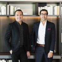 BeDesign's Adrian Duenas and Marcelo Saenz