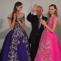 Oscar de la Renta, Mercedes-Benz Fashion Week,  February 2013