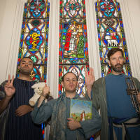Amphibian Stage Productions presents The Bible: The Complete Word of God (abridged)