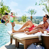 La Cantera Resort and Spa family pool