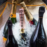 A'Bouzy Champagne ice bucket