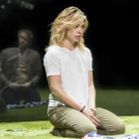 Billie Piper in National Theatre Live's Yerma
