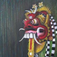 The Artists Showplace Gallery presents ArtCult: An Exhibit of Contemporary Art from East Java
