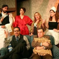 Pocket Sandwich Theatre presents Don't Dress For Dinner
