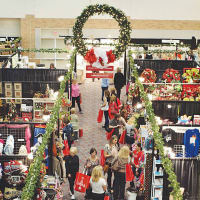 Junior League of Collin County presents 21st Annual 'Neath the Wreath Holiday Gift