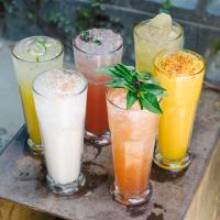 Sway Thai summer drinks