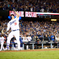 Joc Pederson hits home run as Dodgers beat Astros in World Series Game 6
