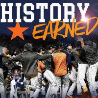History Earned, World Series audiobook, Astros