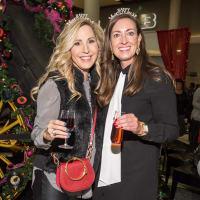 Michelle Buller, Jennifer Summers/nutcracker preview party
