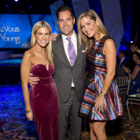 Houston, Methodist Hospital Rendezvous Live Young Gala, November 2017, Allie Fields, Jay Fields, Lisa Oren