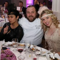 Houston, March of Dimes Signature Chefs, November 2017, chef Dimitri Voutsinas