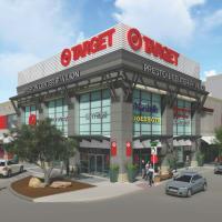 Small store Target Dallas