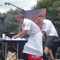 Austin Photo Set: News_Kevin_tim love grilling_april 2012_cooking