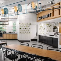 Fareground food hall ATX