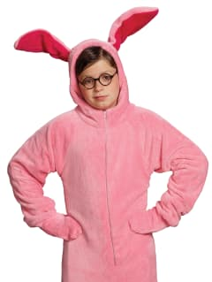 Magnus Bohls as Ralphie in A Christmas Story at ZACH