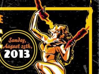 Austin Chronicle 2013 Hot Sauce Festival banner